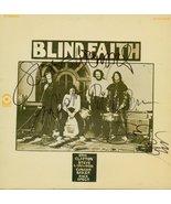 Blind Faith Band Signed Blind Faith Self Titled Album - $475.00