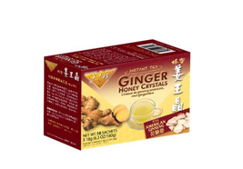 Prince of Peace Ginger & American Ginseng Honey Crystals (18g x 10) - $11.87