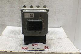 2004-2008 Chevrolet Malibu ABS Pump Control OEM 10383964 Module 102 14M3 - $29.69