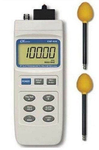 Gowe Double probe EMF meter EMF-839, Electromagnetic field, Probe-70dia*290mm EP