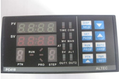 Gowe AUTOK PV410 PID Temperature Controller Panel with RS232 Communication for B