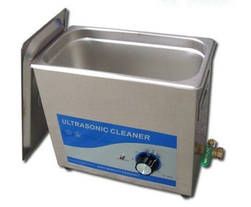 Gowe 180W 6.5L Ultrasonic Cleaner Cleaning Equipment Stainless Steel Cleaning Ma