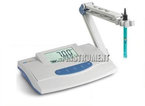 Gowe Lab Bench PH Meter Tester (0.00~14.00)pH Accuracy+-0.01pH