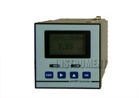 Gowe Online PH ORP Meter Tester Monitor 0.00 to 14.00 pH; -1999 to +1999mV Accur