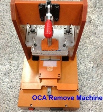 Gowe Touch Screen OCA Loca Optical Clear Adhesive Remove Machine Cleaning Equipm