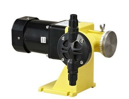 Gowe Mechanical Diaphragm Chemical Flow Control Pump with PVC Pump Head,415v