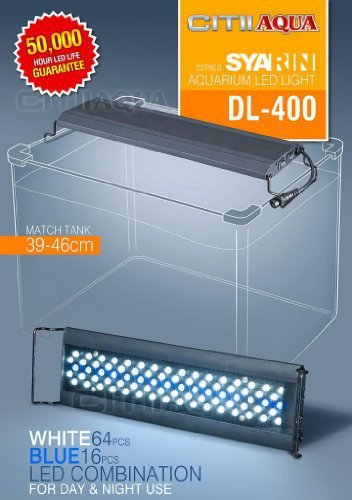 Gowe AQUARIUM LED LIGHT DL-400