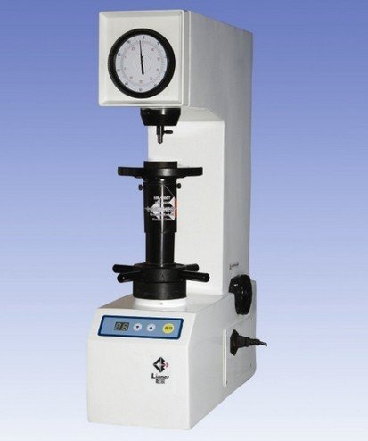 Gowe Motorized Superficial Rockwell Hardness Tester