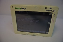 Welch Allyn ProPaq cs Patient Monitor 244 - Cracked Glass (007-0060-02) - $129.99