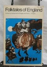 Folktales of England by Briggs K., & Tongue R. - $24.50
