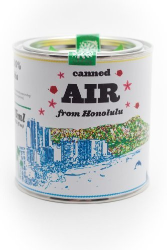 Primary image for Canned Air From Honolulu, Hawaii (Travel Collectible) [Kitchen]