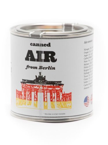 Primary image for Canned Air From Berlin, Germany (Travel Collectible) [Kitchen]