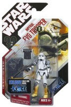 Star Wars 2007 30th Anniversary Force Unleashed 2008 09 Imperial EVO Tro... - $18.51