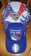 New NEW YORK RANGERS  SNAP BACK HAT CAP CENTER ICE  CAP IT REEBOK - €24,59 EUR