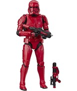 "Star Wars: The Rise of Skywalker The Black Series Sith Trooper 6"" Action... - $23.49"