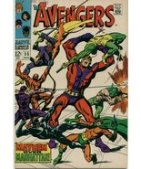 Avengers (1963) # 55 FINE Condition Marvel Comics - $31.95