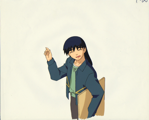 "Tenchi Muyo 3rd Movie ""Tenchi "" Anime Cel (0236)"