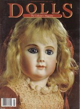 Dolls-The Collector's Magazine;January/February 1988-Japanese Dolls;Art ... - $14.99