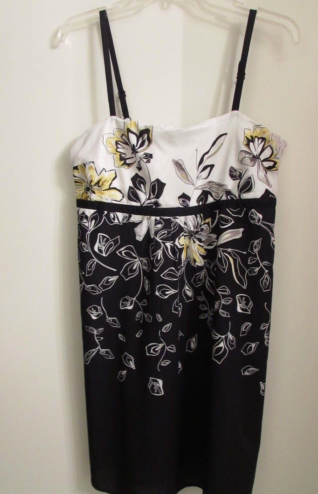 Jantzen Sundress, Floral, Multi-Color 100% Cotton-perfect for the Summer-Size M