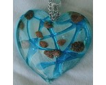 Morano turquoise heart pendant a thumb155 crop