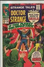 Strange Tales #160 ORIGINAL Vintage 1967 Marvel Comics Dr Strange Mordo N Fury - $39.59