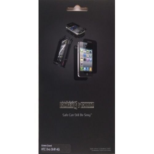 Primary image for Gadget Guard Invisible Screen Protector Film w/Cloth for Sprint HTC EVO Shift 4G