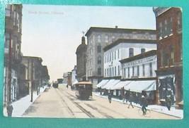 Bank Street  Ottawa  Ontario  Canada Postcard - $10.75
