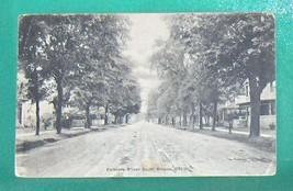 Colborne Street South Simcoe Ontario Canada Postcard - $10.95
