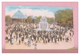 Grand Plaza Canadian National Exhibition, Toronto Ontario Postcard - $11.64