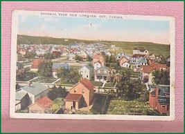General View New Liskeard  Ontario  Canada Postcard - $12.95