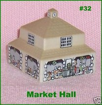 Whimsey on Why House  Number 32 Market Hall   Wade Porcelain - $37.95