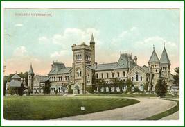 Postcard  Toronto University Toronto, Ontario - $10.08