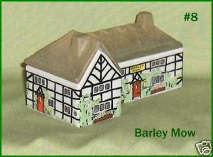 Primary image for Whimsey on Why Porcelain House The Barley Mow  Number 8  Wade