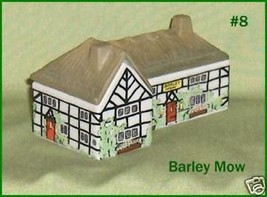 Whimsey on Why Porcelain House The Barley Mow  Number 8  Wade - $14.03