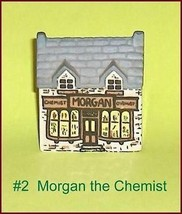 Whimsey on Why Morgan the Chemist  Wade Porcelain House  Number 2 - $14.60