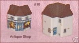 Wade Whimsey on Why Porcelain  House    The Antique Shop Number 10 - $27.04