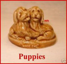 Wade  Puppies   Pet Shop Friend    From Red Rose Tea - $5.53