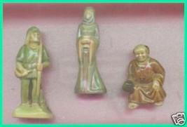 __Lot of 3 Wade  Porcelain Sherwood Forest Figures - $115.00