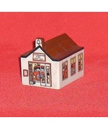 Wade  Whimsey on Why Porcelain  Fire Station    Number 31 - $29.54