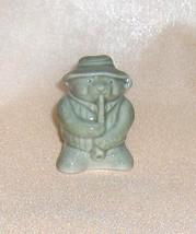 Wade Porcelain  Bear Musical Marco Green Color - $18.19