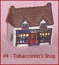 Wade Whimsey on Why Porcelain Building    Tobacconist Shop Number 4 - $15.92