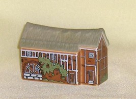 Wade Whimsey on Why House  The Watermill Number 14  Wade Porcelain - $28.97