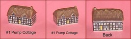 Wade Porcelain  Whimsey on Why Pump Cottage  House Number 1 - $17.83