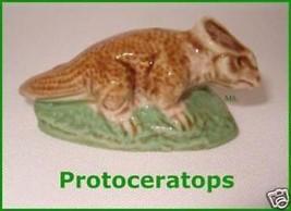 Wade Porcelain  Dinosaur Protoceratops - $16.34