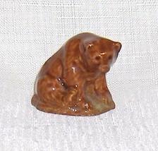 Wade Porcelain  Whoppa Brown Bear - $21.94