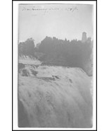 Photo  Postcard  Montmorency Falls Quebec, Canada - $9.75