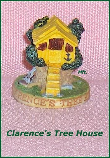 Primary image for Canadian Tetley Tea Promotion Clarence's Tree House