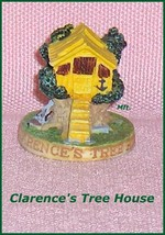 Canadian Tetley Tea Promotion Clarence's Tree House - $12.68