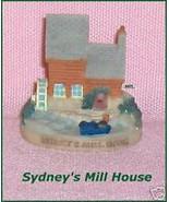 Canadian Tetley Tea Promotion Sydney's Mill House - $16.25