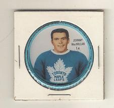 Shirriff Metal Hockey Coin Johnny MacMillan #14 - $10.08